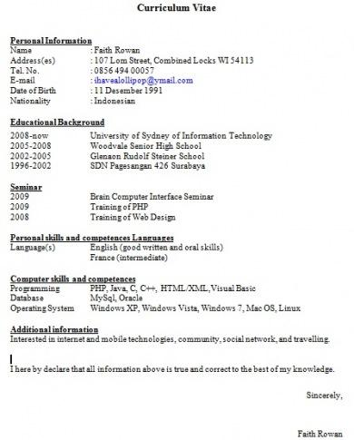 Contoh surat lamaran kerja is application letter sample job application letter format yang dimana disebut cover letter beserta contoh job vacancy free     SlideShare